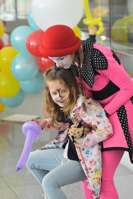 dia del nino clown Marilu